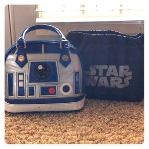 Loungefly ✖️ Star Wars R2-D2 Dome Bag